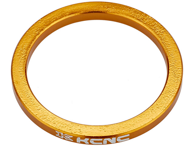 """KCNC Headset Spacer 1 1/8"""" 3mm, gold"""